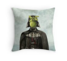 Son of Darkness Throw Pillow