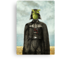 Son of Darkness Canvas Print