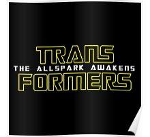 The Allspark Awakens Poster