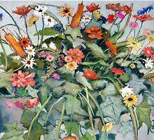 """Blossoms of Joy"" mug by maurart"