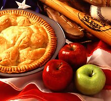 As American as Apple Pie by Shannon Beauford