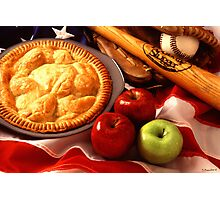 As American as Apple Pie Photographic Print