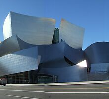 Walt Disney Concert Hall LA by aum7