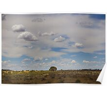 Cloud Canopy Poster