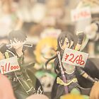 Anime Figures by Fike2308