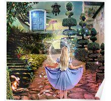 Back to Wonderland Poster