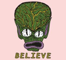 Believe Alien Kids Clothes