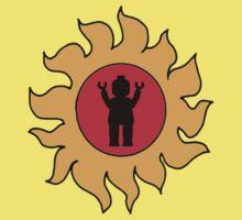MINIFIG IN SUN DESIGN Kids Clothes