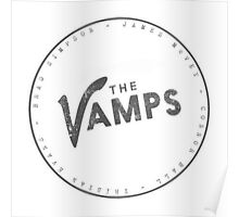 """The Vamps """"Stamp"""" Poster"""