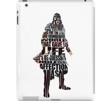 Ezio Vol 3 iPad Case/Skin