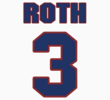 Basketball player Scott Roth jersey 3 by imsport