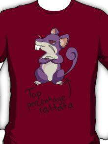 Top Percentage Rattata T-Shirt
