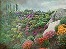Chrysanthemum Garden - Ott's Greenhouse Schwenksville PA by MotherNature