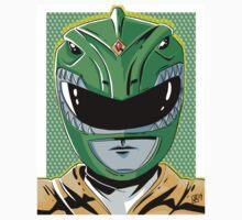MMPR - Green Ranger Kids Clothes