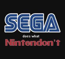 SEGA Does What Nintendon't by adventuretimes