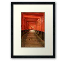 Inari Framed Print
