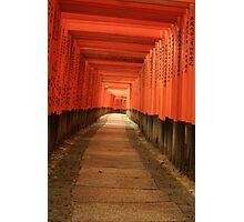 Inari Photographic Print