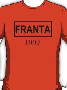 FRANTA BLACK T-Shirt