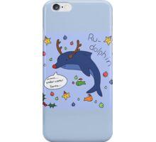 Ru-dolphin iPhone Case/Skin