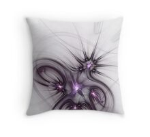 Frail.. Throw Pillow