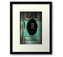 Spirit Room Framed Print