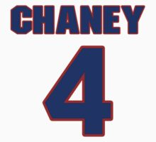 Basketball player John Chaney jersey 4 by imsport