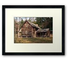 The Tipton Place  Framed Print