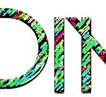 YA DINGUS Neon Jungle Variant Dr. Steve Brule Design by SmashBam by SmashBam