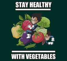 Dragon ball z - VEGETAbles by maxmenick