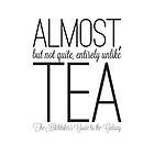 Almost Tea by mezzotessitura