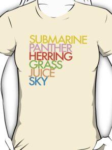 Colour T-Shirt