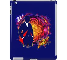 12 DW Banksy - Colour iPad Case/Skin