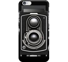 Vintage Twin Lens Reflex (TLR) camera phone cases iPhone Case/Skin