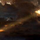 Heavenly Spotlight by Daniel J. McCauley IV