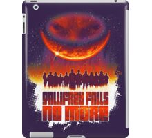 Gallifrey Falls No More (Gradient) iPad Case/Skin