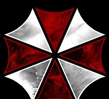 Resident Evil Umbrella by Pamajxd3