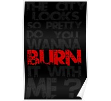Hollywood Undead - City Poster