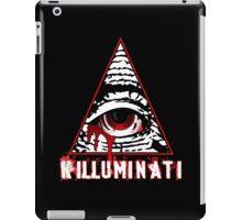 Killuminati 2 iPad Case/Skin
