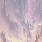 Pastel Cathedral Looking Down by PatGoltz
