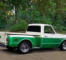 1971 Chevrolet C10 Stepside Pickup 1 by DaveKoontz
