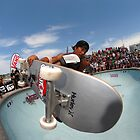 Sergie Ventura | Bondi Bowl-a-rama | 2007 by Bill Fonseca