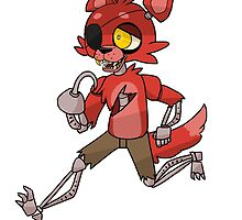 Foxy - Five Nights at Freddy's by galaxy-cake