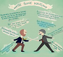 The Bone Wars by megsneggs