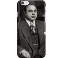 Al Capone - Scarface iPhone Case/Skin
