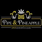 Pipe & Pineapple by yaymmmpineapple