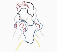 Snow White Colour by kezzamin