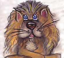 Baby Boy Lion by pinkarmy25