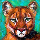 Earth Keeper: Mountain Lion by Rosemary Conroy