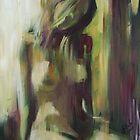 Nude in Yellow by Samuel Durkin