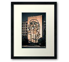 Revolución Framed Print